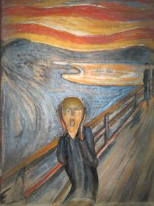 The Scream from Inside